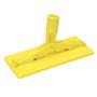 Vikan Pad Holder Floor Model 230mm Yellow
