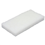 Vikan Nylon Pad Soft 125 x 250mm White