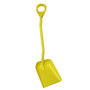 Vikan Shovel Short Handle Large Blade Yellow
