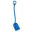 Vikan Shovel Long Handle Small Blade Blue