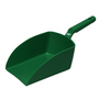 Vikan Large Hand Scoop Green