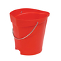Vikan Bucket 12 Litre Red