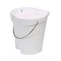Vikan Bucket 12 Litre White
