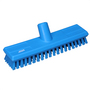 275mm x 65mm Stiff Deck Scrub Blue