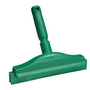 Vikan 2C Double Blade Hand Squeegee Fixed Green