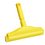 Vikan 2C Double Blade Hand Squeegee Fixed Yellow
