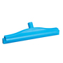 Vikan 400mm 2C Double Blade Squeegee Fixed Blue
