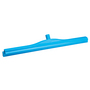 Vikan 700mm 2C Double Blade Squeegee Fixed Blue