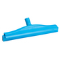 Vikan 400mm 2C Double Blade Squeegee Revolving Blue