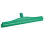 Vikan 500mm 2C Double Blade Squeegee Revolving Green