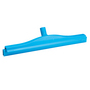 Vikan 500mm 2C Double Blade Squeegee Revolving Blue