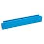 Vikan 250mm 2C Double Blade Hand Squeegee Relacement Cassette Blue