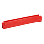 Vikan 250mm 2C Double Blade Hand Squeegee Relacement Cassette Red