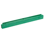Vikan 400mm 2C Double Blade Squeegee Relpacement Cassette Green