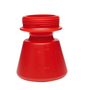 NiTo Clean 1.4 Litre Container For Foam Sprayer - Red
