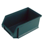 90mm x 105mm x 52mm Green Storage Bin