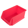 90mm x 105mm x 52mm Red Storage Bin