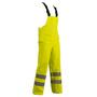 1386 Blaklader Rain Bib Trousers HW Yellow S