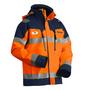 4808 Blaklader GORE-TEX Hi Vis Shell Jacket O/N S