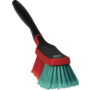 Multipurpose Hand Brush with Rubber Edges