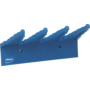 Vikan Wall Bracket 238mm Blue