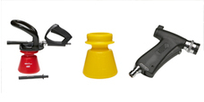 Nito Clean Foam Sprayers and Accessories