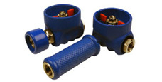 Rubber Coated Ball Valves