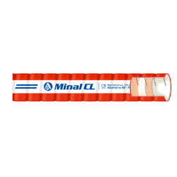 38mm Minal CL RED Brewers Suction and Delivery Hose 10 Bar