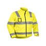 4838 Blaklader High Vis Soft-shell Jacket Y S