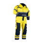 6378 Blaklader Multinorm Coverall Y/N W33-L33