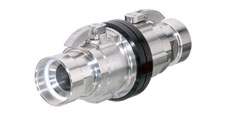 Roman Seliger TK Series Dry Disconnect Couplings