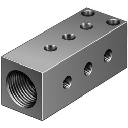 FR-9-M3-B Festo Distributor block