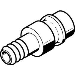 KS4-N-9 Festo Quick coupling plug