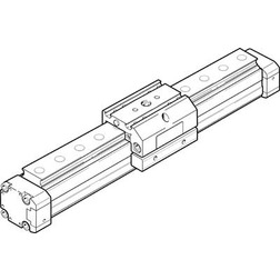 DGPL-25-400-PPV-A-B-KF Festo Linear drive