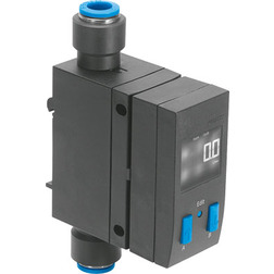 SFAB-10U-WQ6-2SV-M12 Festo Flow sensor
