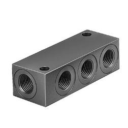 FR-4-1/4-C Festo Distributor block