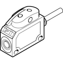 SOEG-L-Q20-NP-K-2L-TI Festo Fibre-optic unit