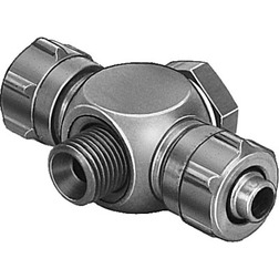 TCK-3/8-PK-9 Festo Quick T-connector