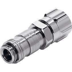 KD2-CK-3 Festo Quick coupling socket