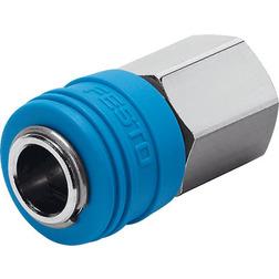 KD4-1/2-I Festo Quick coupling socket