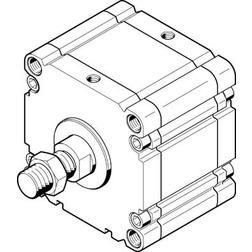ADVU-125-10-A-P-A Festo Compact cylinder