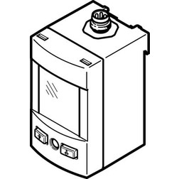 SPAU-P10R-H-T532D-L-PNLK-PNVBA-M12D Festo Pressure sensor