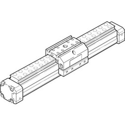 DGPL-40-500-PPV-A-B-KF Festo Linear drive