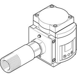 SFAM-90-5000L-TG1-2SA-M12 Festo Flow sensor