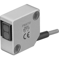 SOEG-RT-Q30-NS-K-2L Festo Diffuse sensor