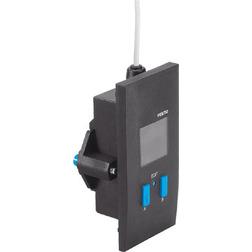 SDE1-D10-G2-FQ4-L-P2-M12 Festo Pressure sensor