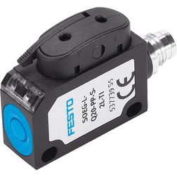 SOEG-L-Q20-PP-S-2L-TI Festo Fibre-optic unit