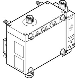 SOPA-CM1H-R1-WQ6-2N-M12 Festo Air gap sensor