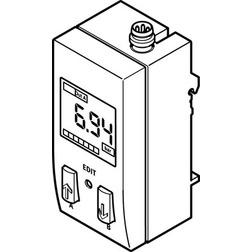 SDE1-V1-G2-W18-L-PI-M8 Festo Pressure sensor