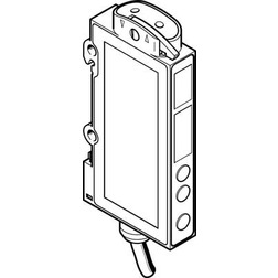 SOE4-FO-D-HF2-1PU-K Festo Fibre-optic unit